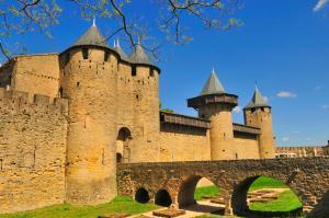 Soleil Vacances Hotel du Roi, Hotel  Carcassonne - big - 10