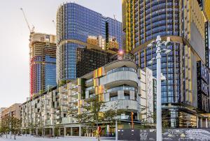 Barangaroo Waterview Luxury Apartment