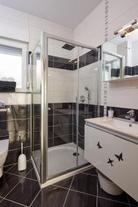 4* M&M Luxury apartment (FREE parking), Apartments  Trogir - big - 15
