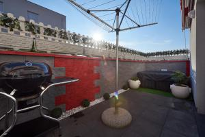 4* M&M Luxury apartment (FREE parking), Apartments  Trogir - big - 26