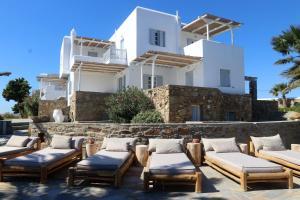 San Giorgio Mykonos - Design Hotels, Hotel  Paraga - big - 34
