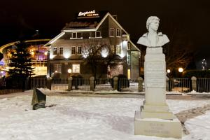 Мотель Водолей, Гороховец