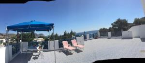 Mediterraneo Apartments, Apartmanhotelek  Arhángelosz - big - 16