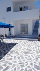 Mediterraneo Apartments, Apartmanhotelek  Arhángelosz - big - 12