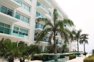 Apto Ideal Cap. 1-4. Morros, Apartmány  Cartagena de Indias - big - 5