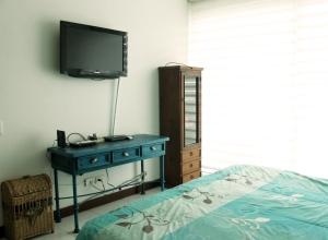 Apto Ideal Cap. 1-4. Morros, Apartments  Cartagena de Indias - big - 6