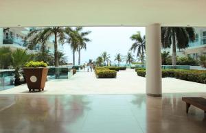 Apto Ideal Cap. 1-4. Morros, Apartmány  Cartagena de Indias - big - 8