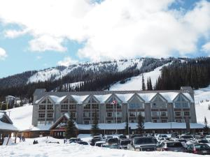 Apex Mountain Inn Suite 410 Condo, Апартаменты  Apex Mountain - big - 7