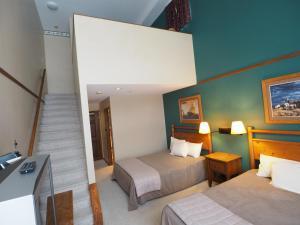 Apex Mountain Inn Suite 401-402 Condo, Apartmanok  Apex Mountain - big - 1