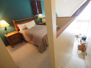 Apex Mountain Inn Suite 401-402 Condo, Apartmanok  Apex Mountain - big - 11