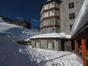 Apex Mountain Inn Suite 401-402 Condo, Apartmanok  Apex Mountain - big - 21