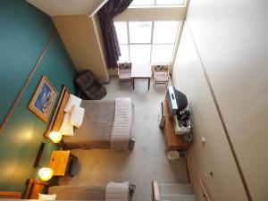 Apex Mountain Inn Suite 401-402 Condo, Apartmanok  Apex Mountain - big - 28
