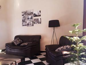 appartement haussmannien centre ville Casablanca, Apartmány  Casablanca - big - 7