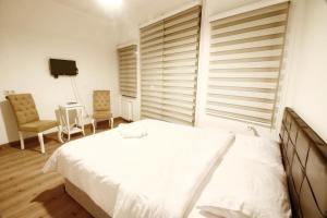 Berhan Aparts, Apartmanhotelek  Isztambul - big - 11