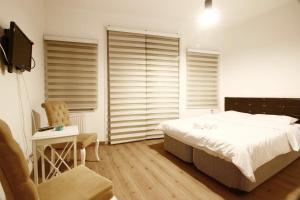 Berhan Aparts, Apartmanhotelek  Isztambul - big - 12