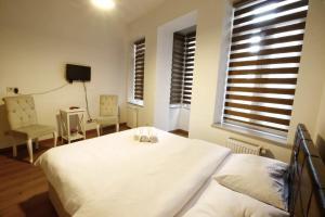 Berhan Aparts, Апарт-отели  Стамбул - big - 13