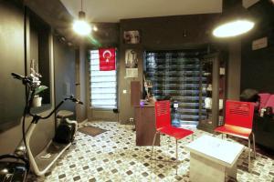 Berhan Aparts, Апарт-отели  Стамбул - big - 19