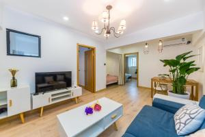 Henry's Apartment - South Maoming Road, Apartmanok  Sanghaj - big - 11