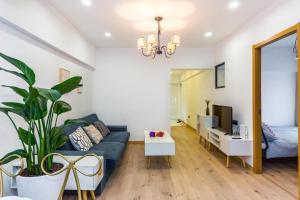Henry's Apartment - South Maoming Road, Апартаменты  Шанхай - big - 1