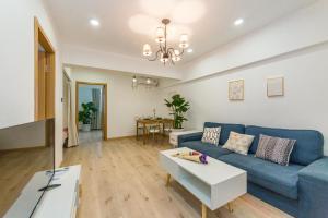 Henry's Apartment - South Maoming Road, Апартаменты  Шанхай - big - 6