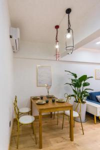 Henry's Apartment - South Maoming Road, Апартаменты  Шанхай - big - 13