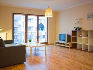 VacationClub - Platan 4C Apartment 4