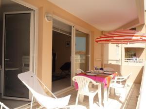 B9427 - T2 AVEC PISCINE & PARKING - BIARRITZ GARE DU MIDI, Apartmány  Biarritz - big - 5