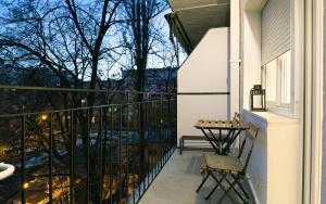 Belgrade Center Apartment, Apartmanok  Belgrád - big - 19