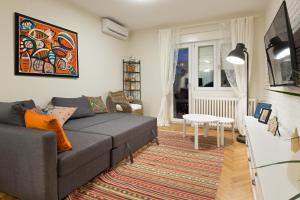 Belgrade Center Apartment, Apartmanok  Belgrád - big - 16