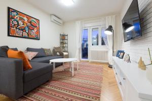 Belgrade Center Apartment, Apartmanok  Belgrád - big - 31