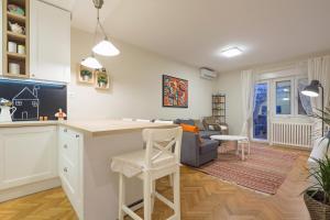 Belgrade Center Apartment, Apartmanok  Belgrád - big - 33