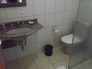 Pousada Colina Boa Vista, Pensionen  Piracaia - big - 24