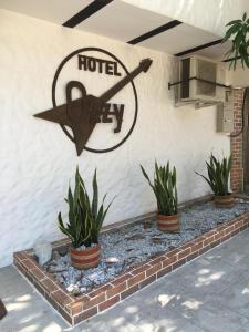 Hotel Ozzy, Отели  Doradal - big - 10