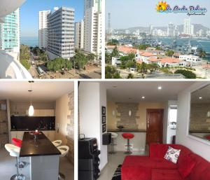 La Costa Deluxe Apartamentos - Cartagena de Indias, Apartmány  Cartagena de Indias - big - 1
