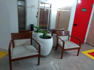 Studio Barra Bahia Flat, Aparthotels  Salvador - big - 31