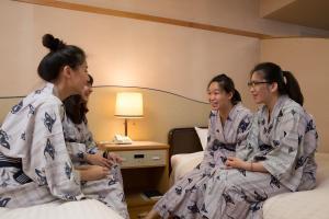 Hotel New Tsuruta, Ryokans  Beppu - big - 21