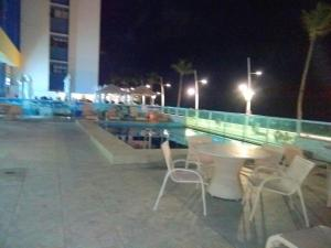 Studio Barra Bahia Flat, Aparthotels  Salvador - big - 32
