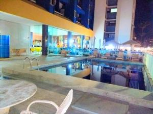 Studio Barra Bahia Flat, Aparthotels  Salvador - big - 33