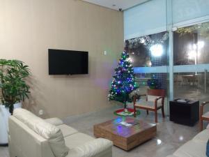 Studio Barra Bahia Flat, Aparthotely  Salvador - big - 38