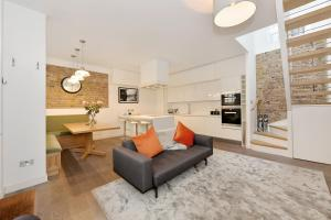 London Lifestyle Apartments - South Kensington - Mews, Ferienwohnungen  London - big - 52