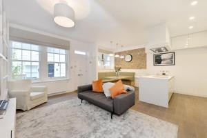 London Lifestyle Apartments - South Kensington - Mews, Ferienwohnungen  London - big - 53