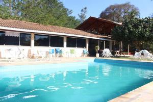 Pousada Colina Boa Vista, Pensionen  Piracaia - big - 75