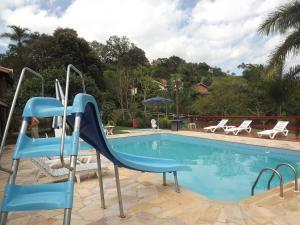 Pousada Colina Boa Vista, Pensionen  Piracaia - big - 76