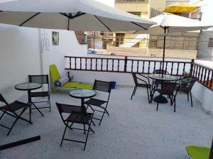 Punta Huanchaco Hostel, Hostely  Huanchaco - big - 26