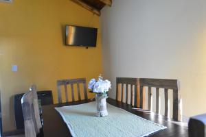 Cabañas San Jose del Atuel, Chaty  San Rafael - big - 17
