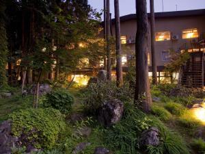 Ichirino Kogen Hotel Roan, Рёканы  Hakusan - big - 24