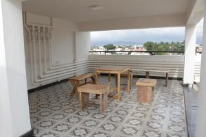 Sam's Terrace, Ferienwohnungen  Chikmagalūr - big - 32