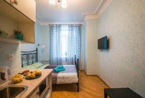 Arsenika studios on Baumana, Apartmanok  Kazán - big - 47