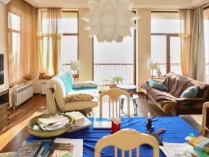 Apartments Aigedzor, Apartments  Yerevan - big - 13