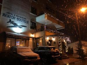 Aviator Boutique, Hotely  Otopeni - big - 116